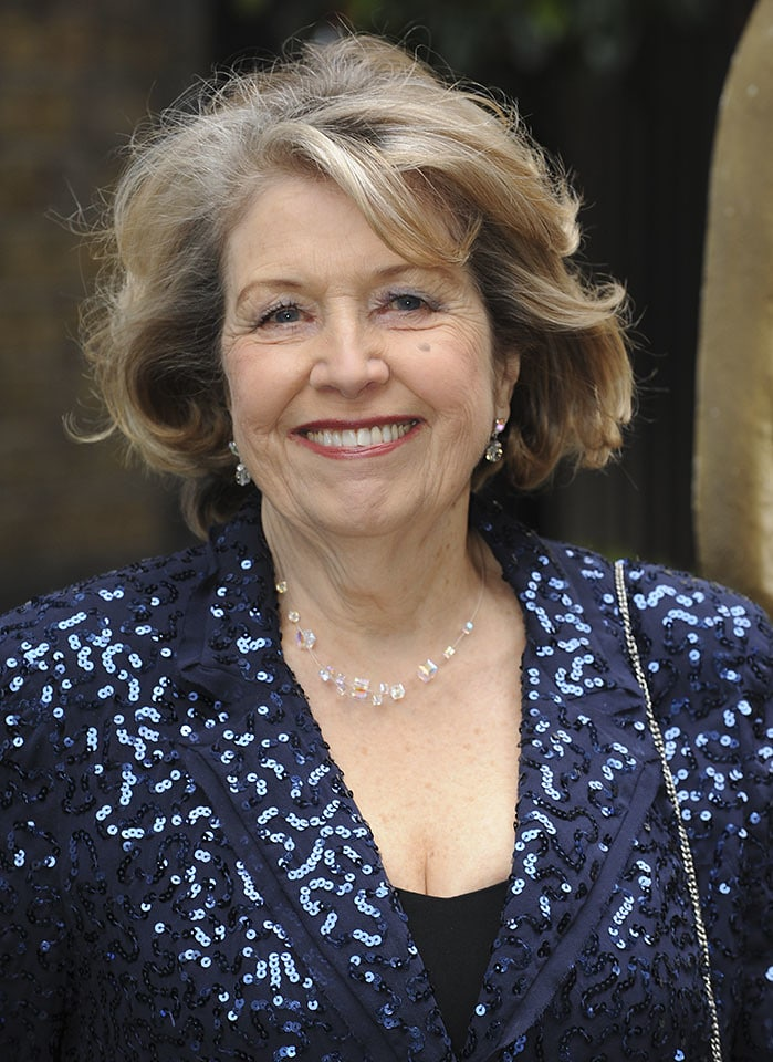 Anne Reid American Actress
