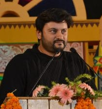 Anubhav Mohanty Actor, Politician, Producer, Screen Wirter, TV Personality
