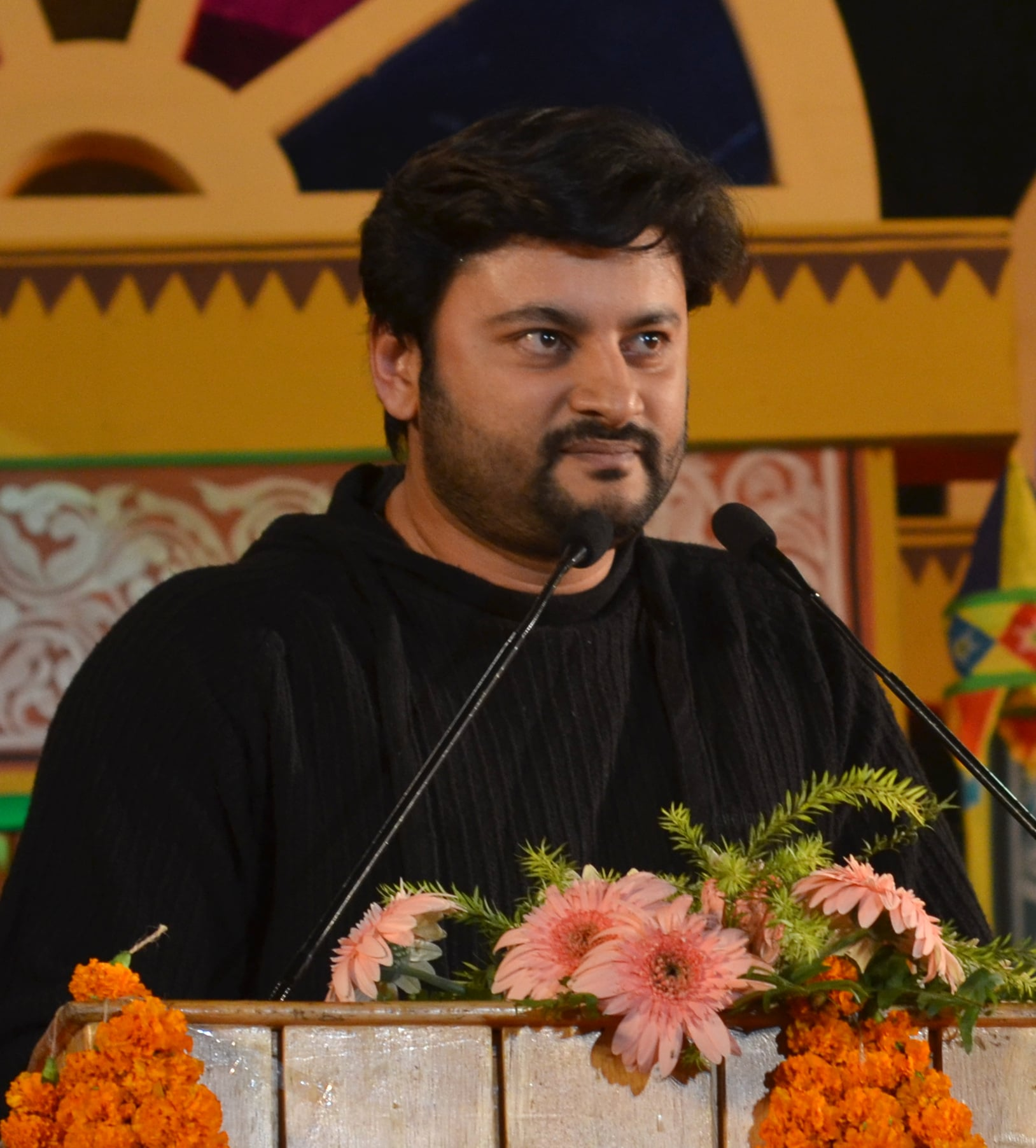 Anubhav Mohanty Indian Actor, Politician, Producer, Screen Wirter, TV Personality
