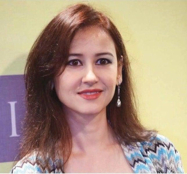 Arjumand Rahim Pakistani Actress, Director, Producer