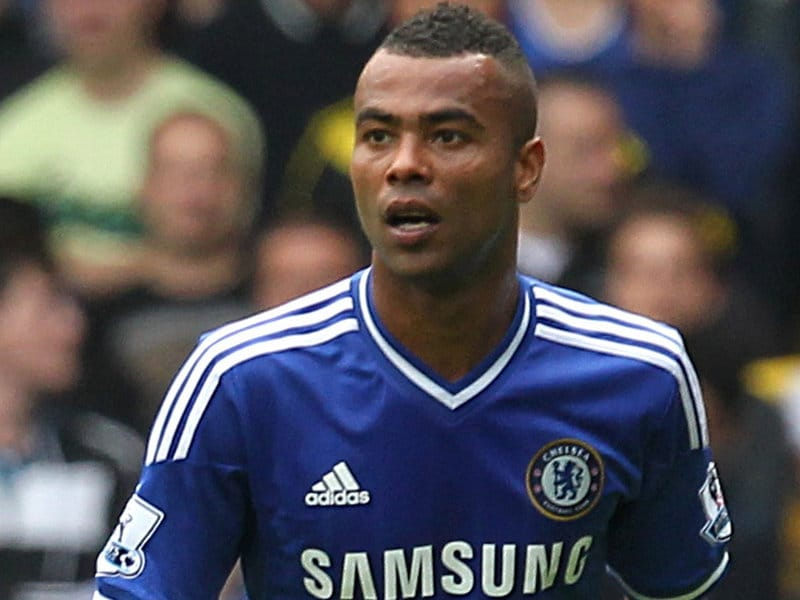 Ashley Cole British Football Player