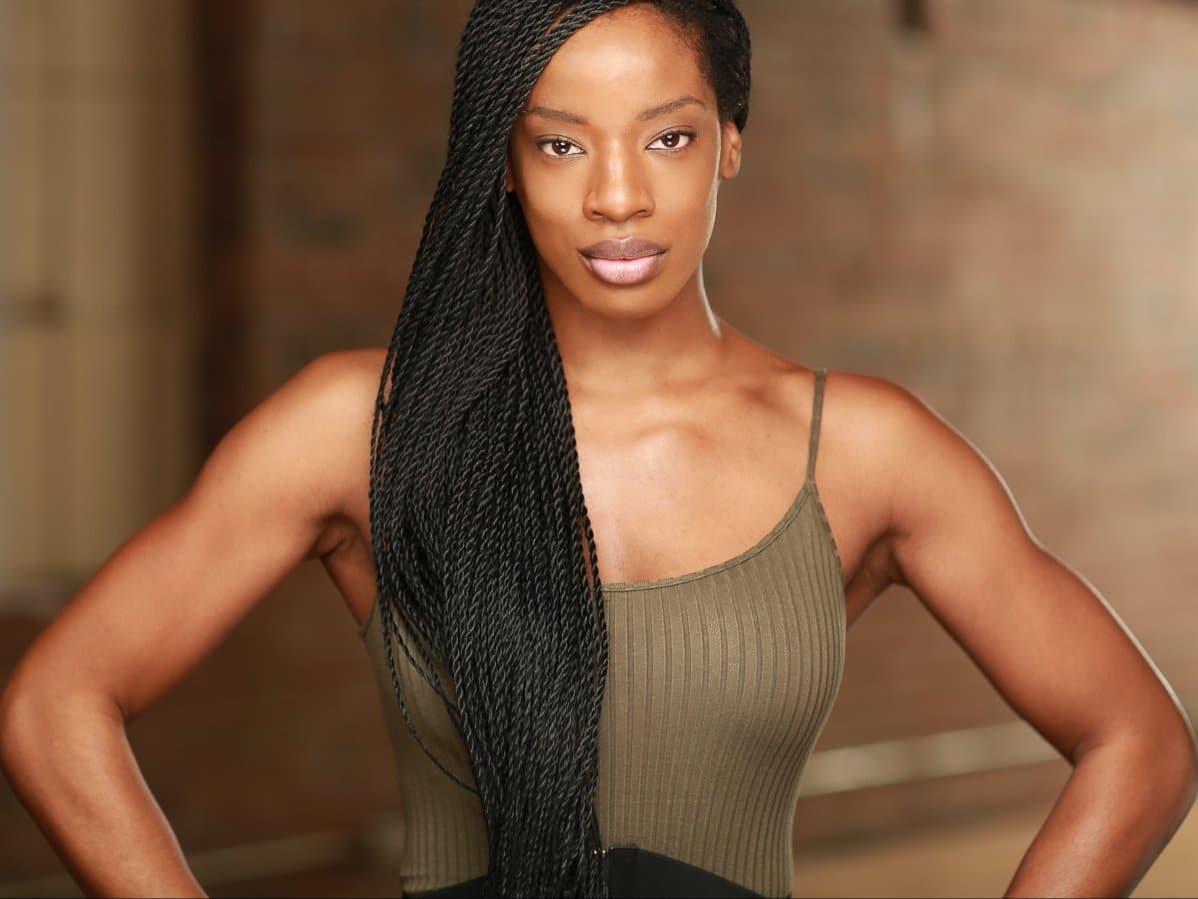 Ayisha Issa Canadian Actress