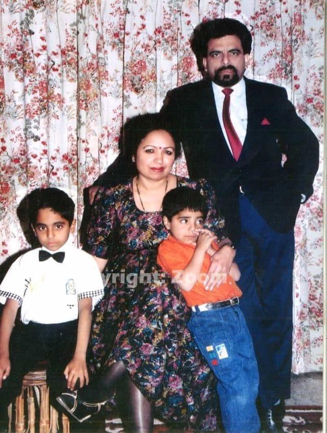 Ayushmann Khurrana Family
