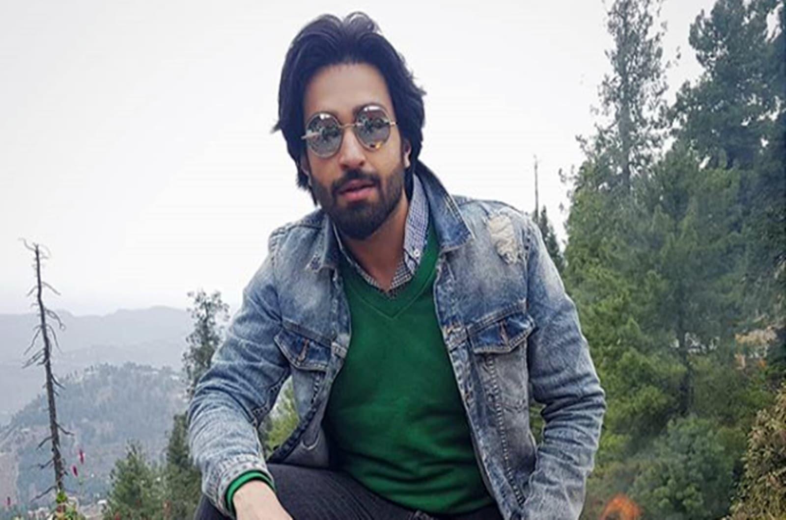 Azfar Rehman Hair