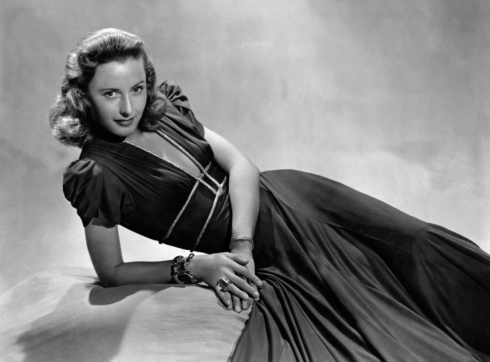 Barbara Stanwyck American Actress, Model, Dancer