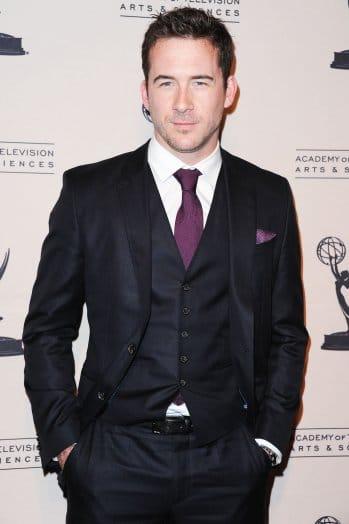 Barry Sloane British Actor