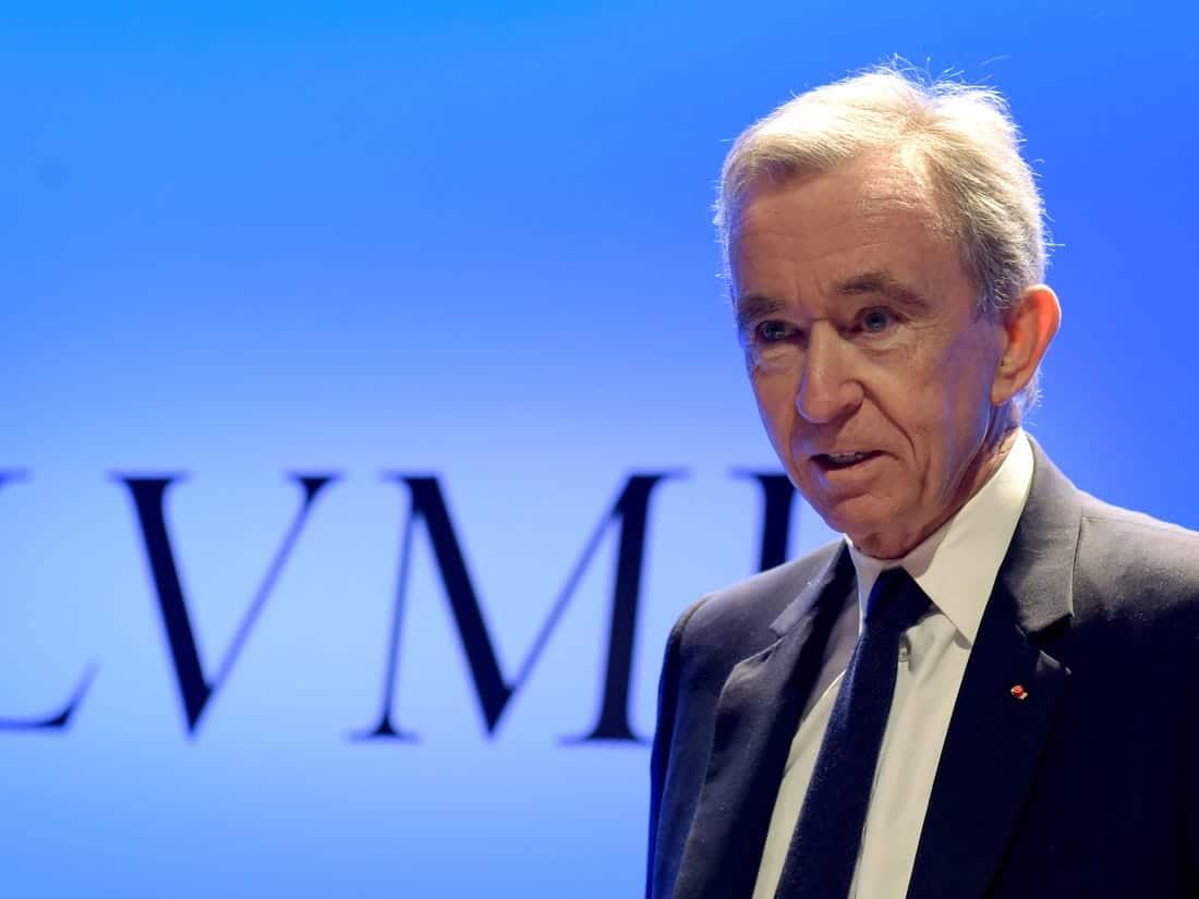 Bernard Arnault French Businessman