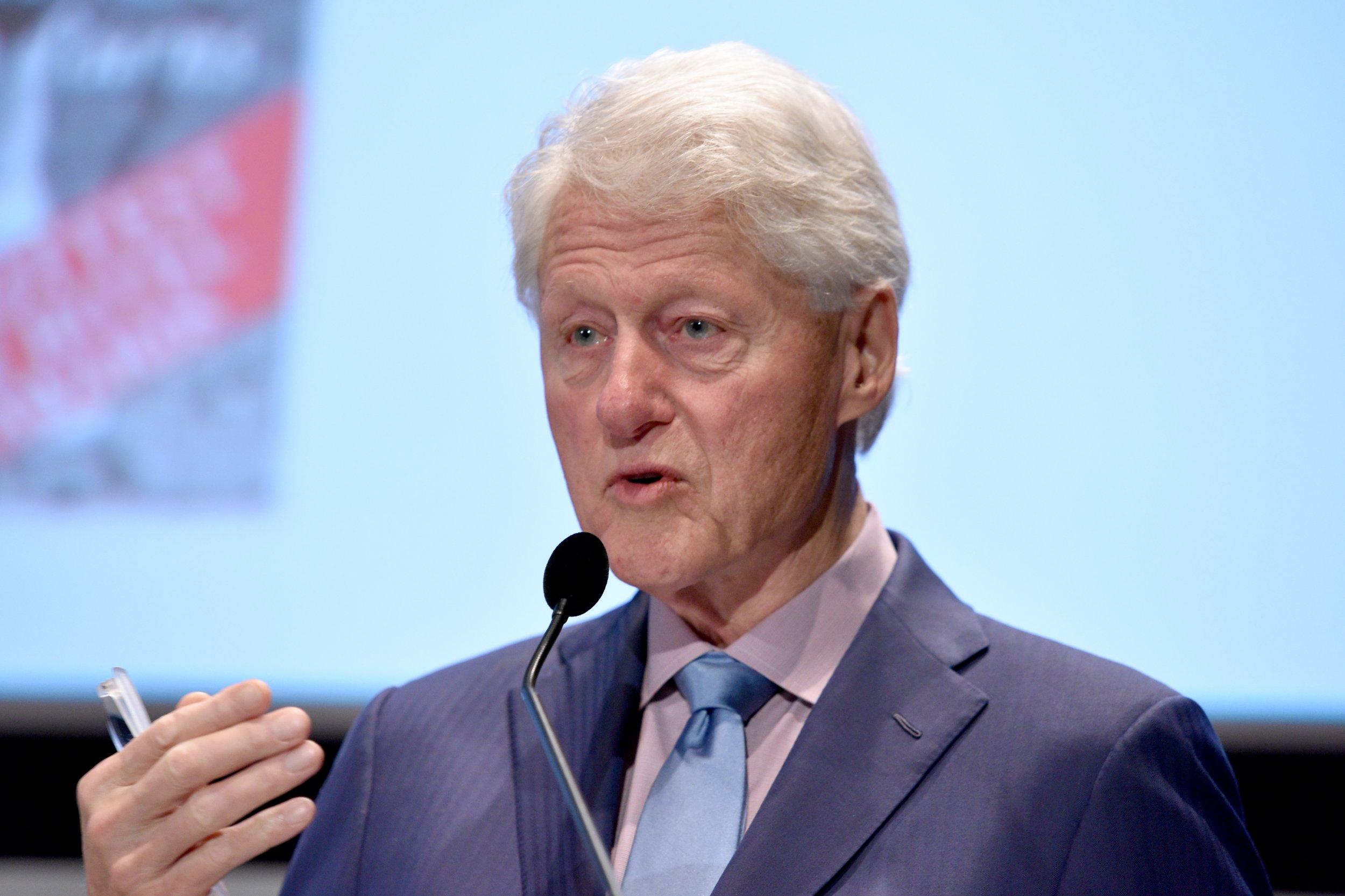 Bill Clinton American Politician