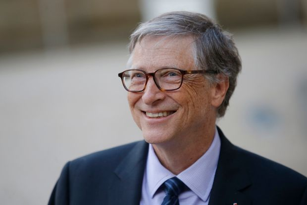 Bill Gates American Business Magnate, Investor, Author, Philanthropist and Humanitarian
