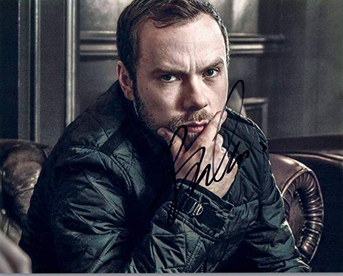 Brendan Fletcher Canadian Actor, Screenwriter and Producer