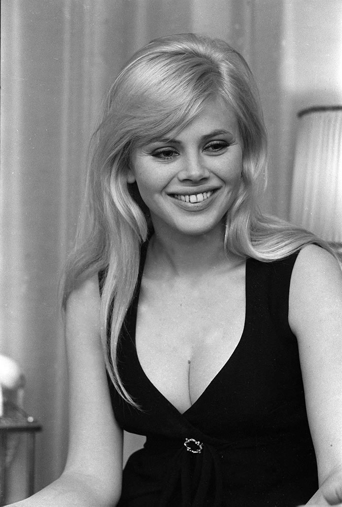 Britt Ekland Swedish Actress, Singer