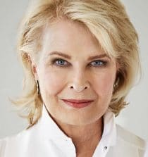 Candice Bergen Actress, Fashion Model