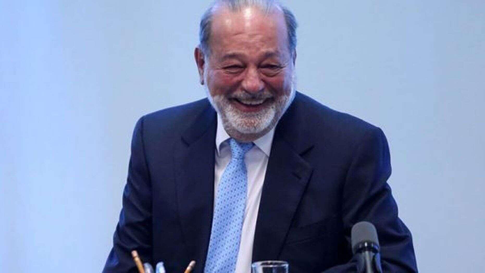 Carlos Slim Mexican Business Magnate, Engineer, Investor, Philanthropist