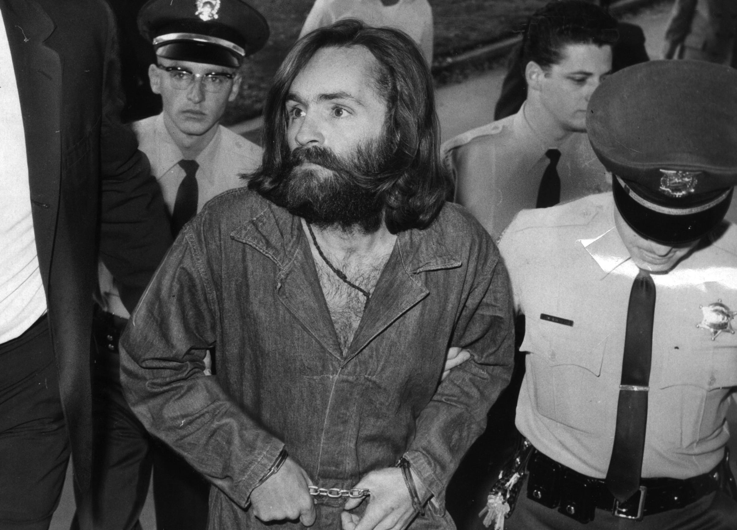 Charles Manson American Criminal