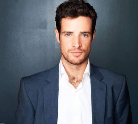 Charlie Carrick British, Canadian Actor