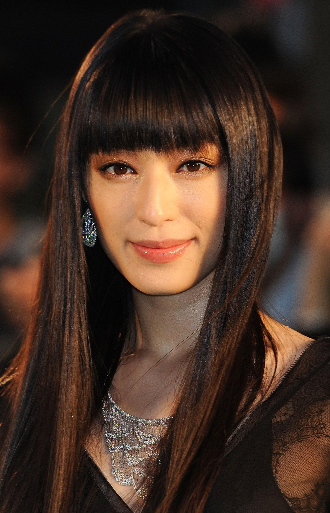 Chiaki Kuriyama Japanese Actress, Model, Singer