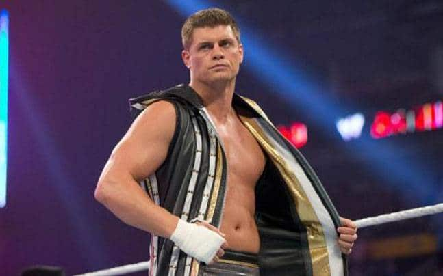 Cody Rhodes American Professional Wrestler, Promoter, Businessman and Actor