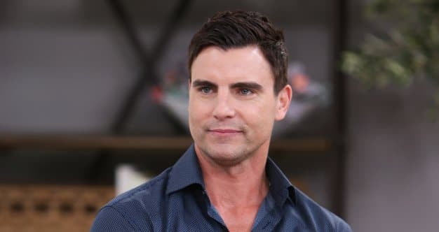 Colin Egglesfield American Actor