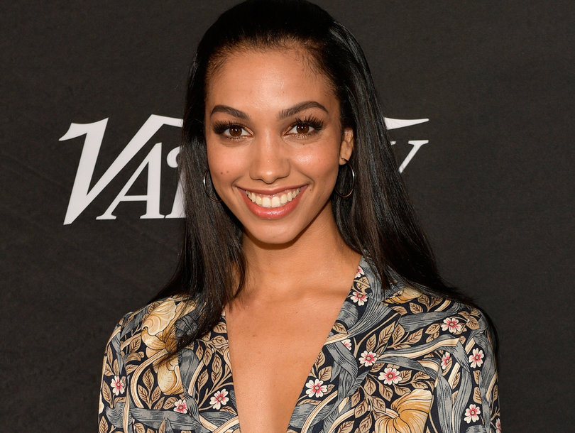 Corinne Foxx American Model and Actress