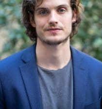 Daniel Sharman Actor, Producer