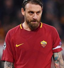 Daniele De Rossi Football Player