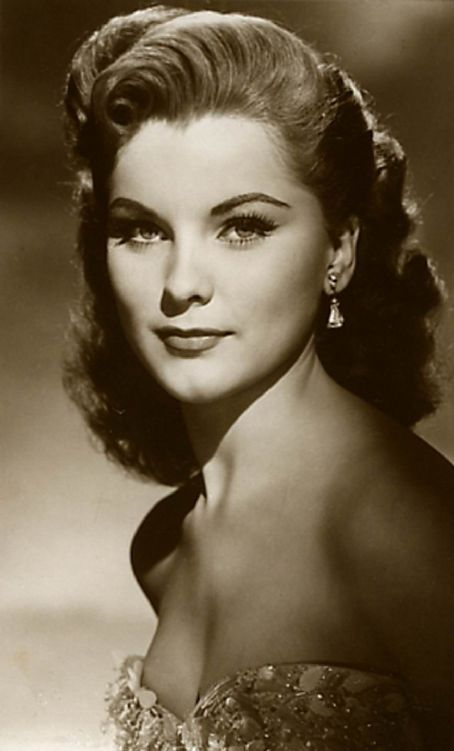 Debra Paget American Actress, Entertainer