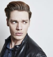 Dominic Sherwood Actor and Model