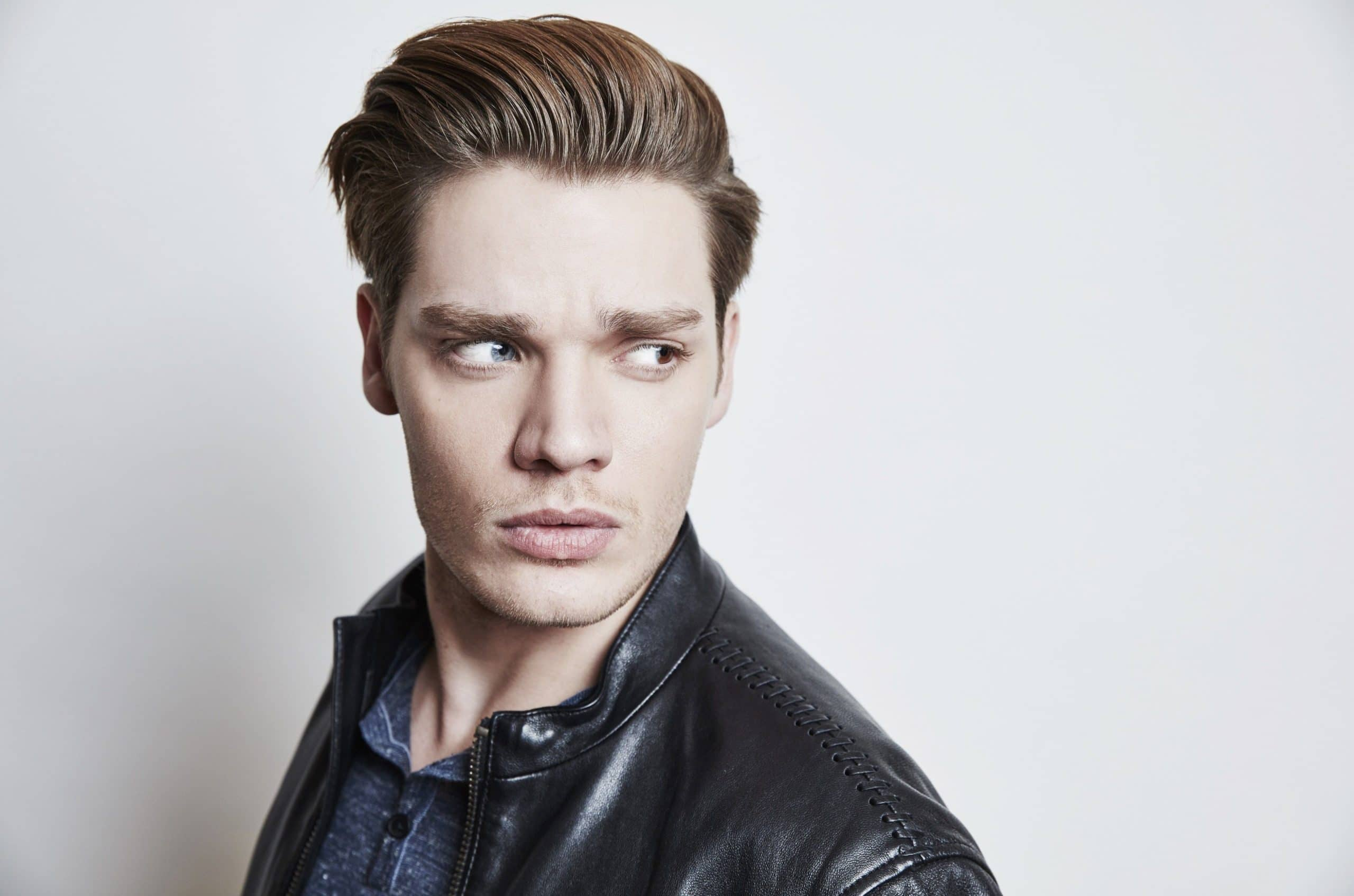 Dominic Sherwood British Actor and Model