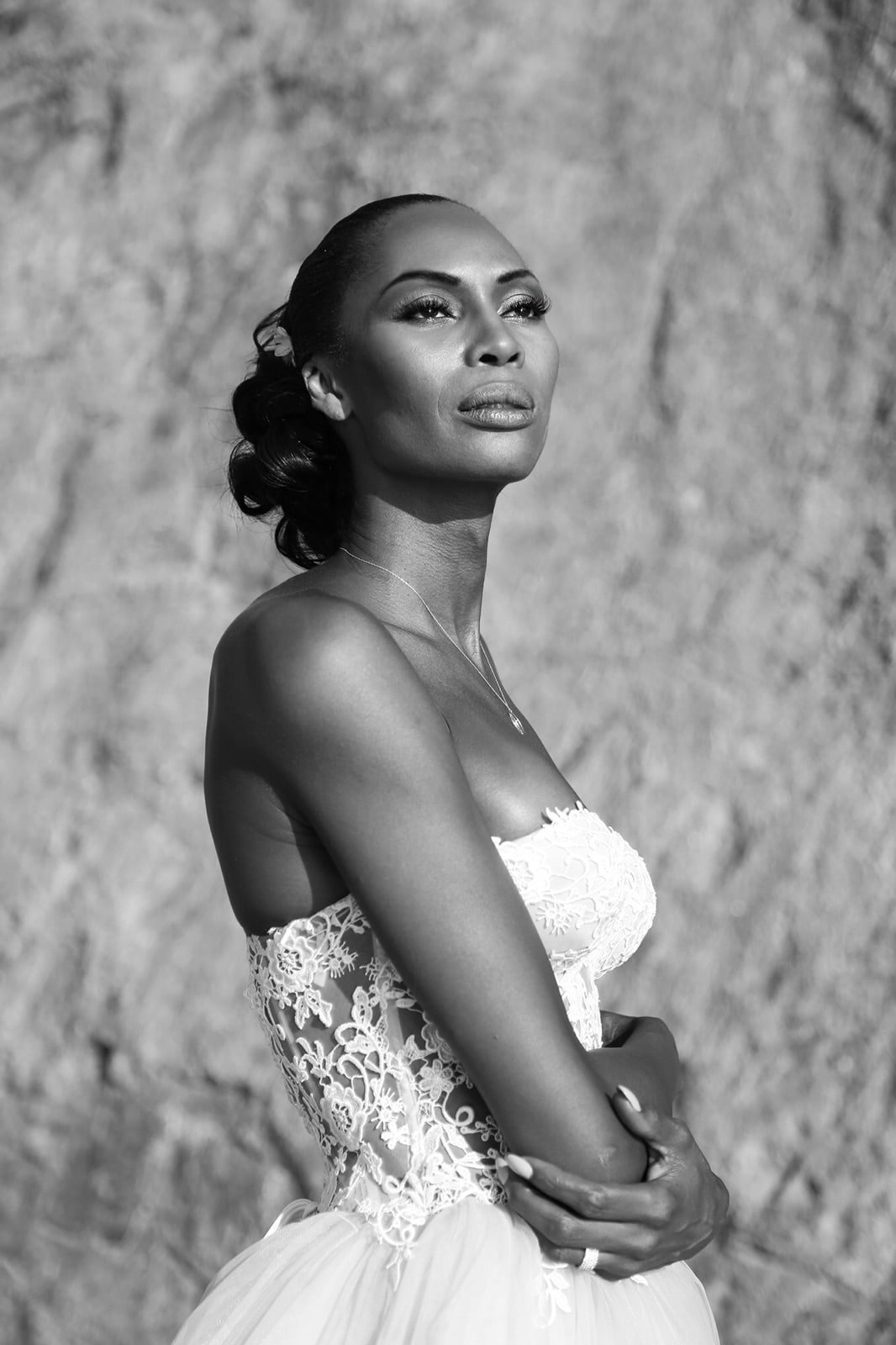 Dominique Jackson Trinidadian, American Actress, Model, Author, TV Personality