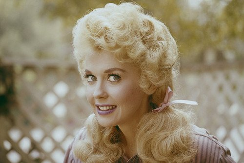 Donna Douglas American Actress and Singer
