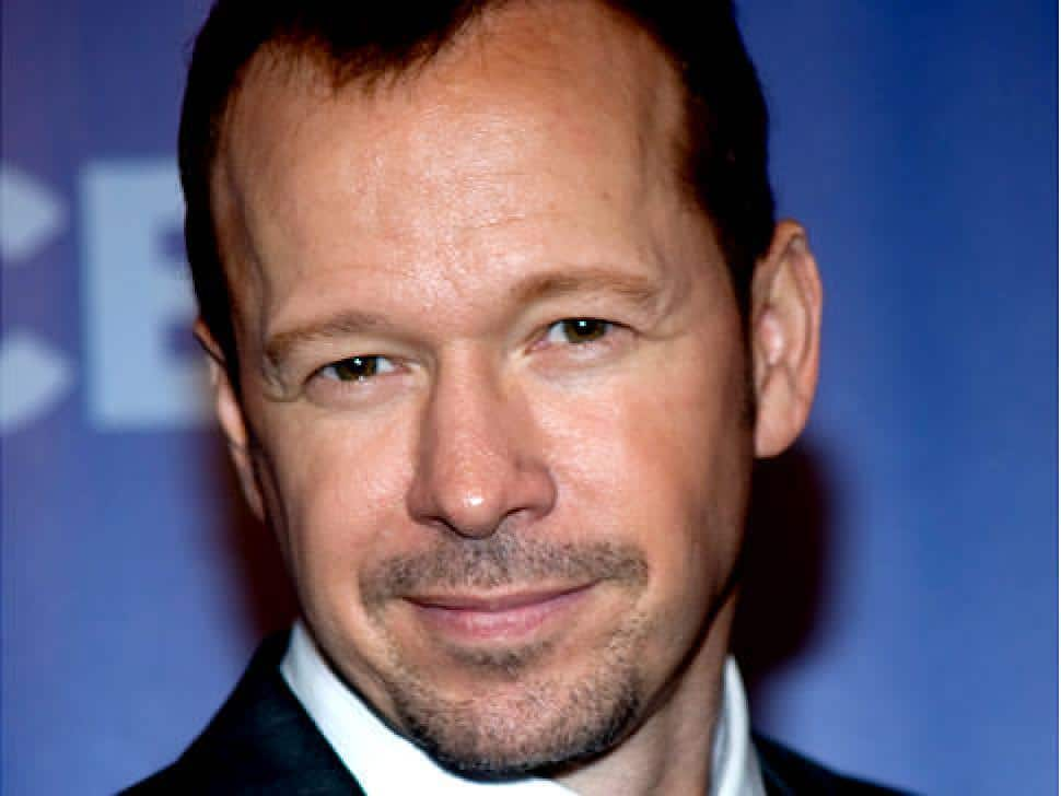 Donnie Wahlberg American Singer, Song Writer, Actor, Record Producer
