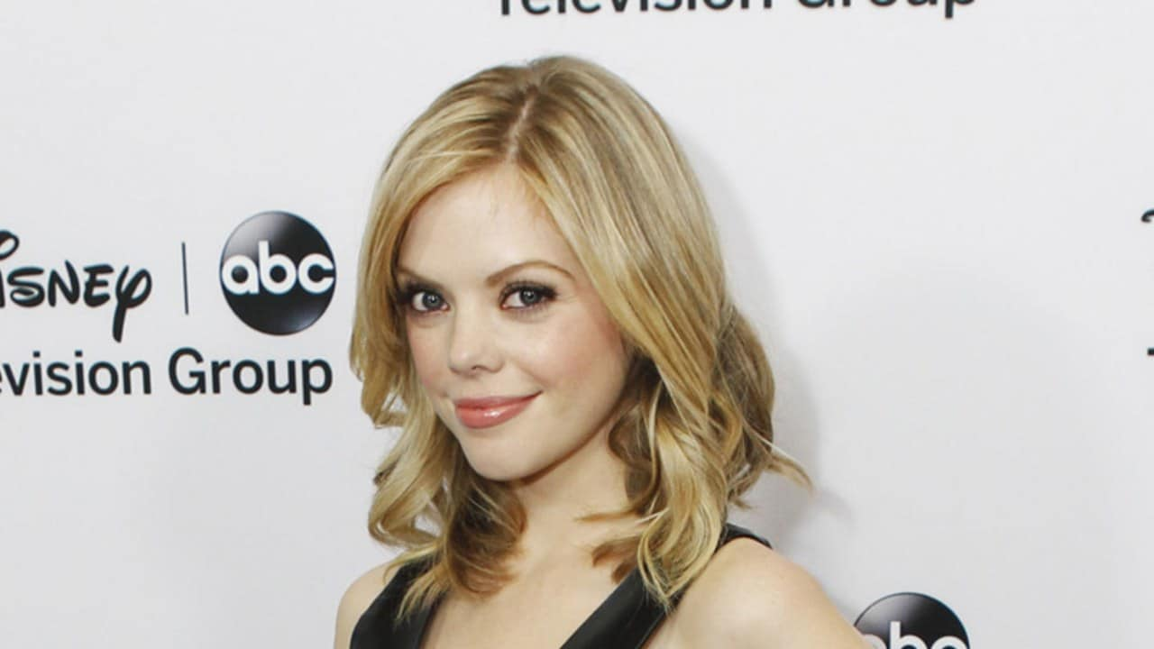 Dreama Walker American Actress