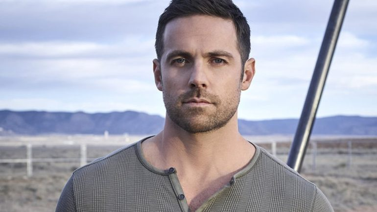 Dylan Bruce Canadian Actor