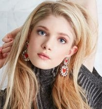 Elena Kampouris Actress