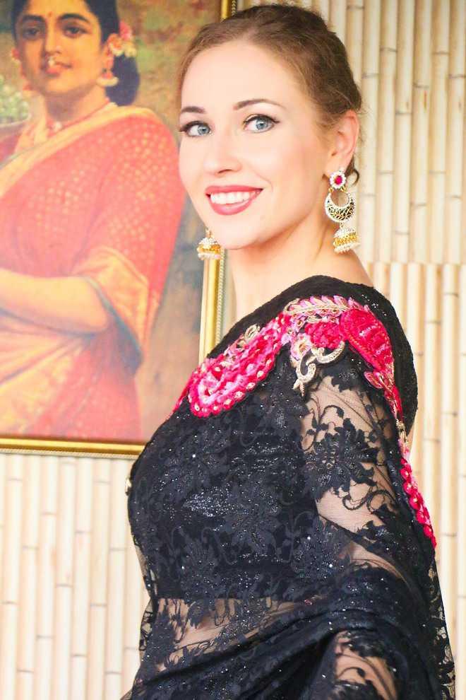 Elena Tuteja Russian Model