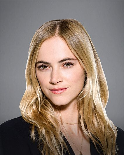 Emily Wickersham American Actress