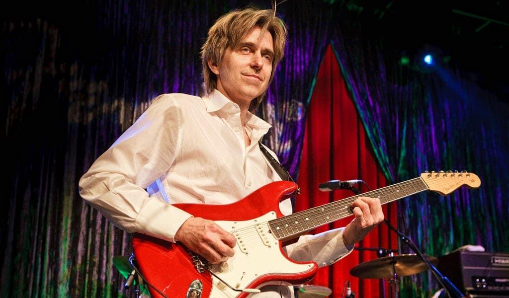 Eric Johnson American Guitarist, Vocalist, Composer and Multi-Instrumentalist