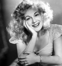 Eva Gabor Actress, Singer and Socialite