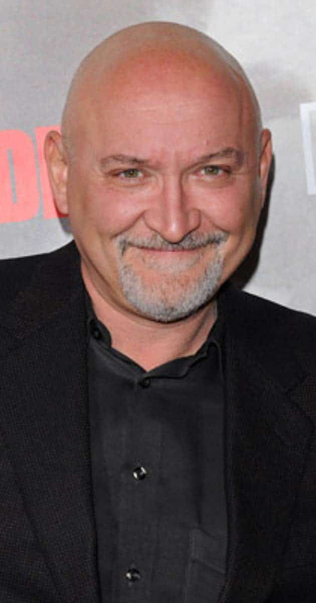 Frank Darabont American, French Director, Producer, Screen Writer
