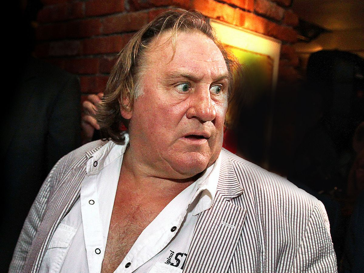 Gérard Depardieu French, Russian Actor