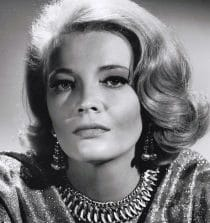 Gena Rowlands Actress