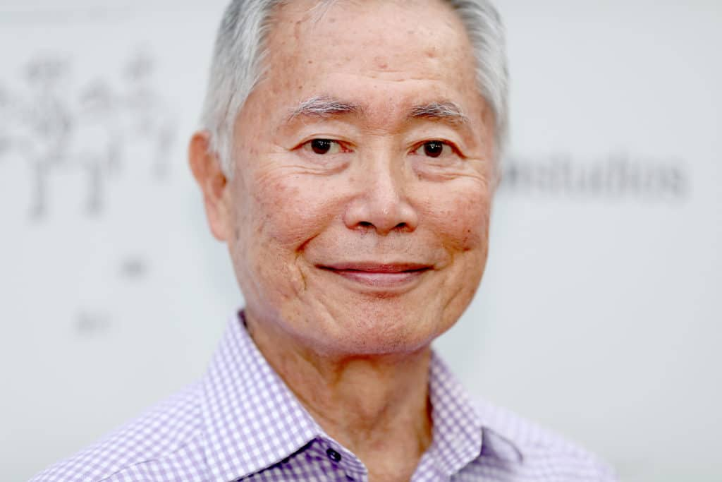 George Takei American Actor, Author and Activist