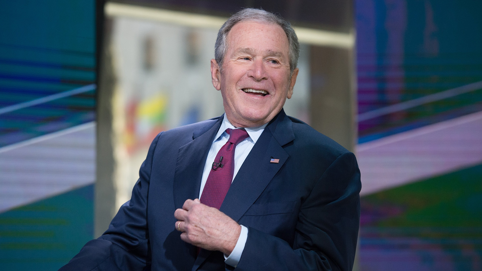 George W. Bush American American, Politician, Businessman