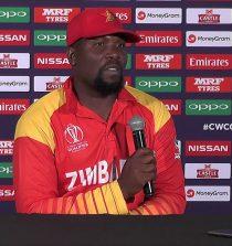 Hamilton Masakadza Cricket Player