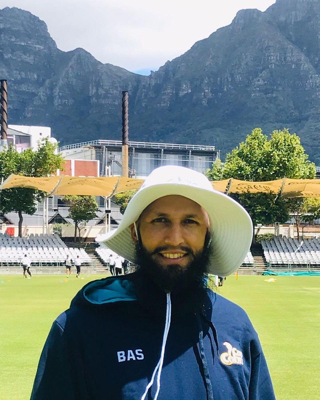 Hashim Amla South African Cricket Player