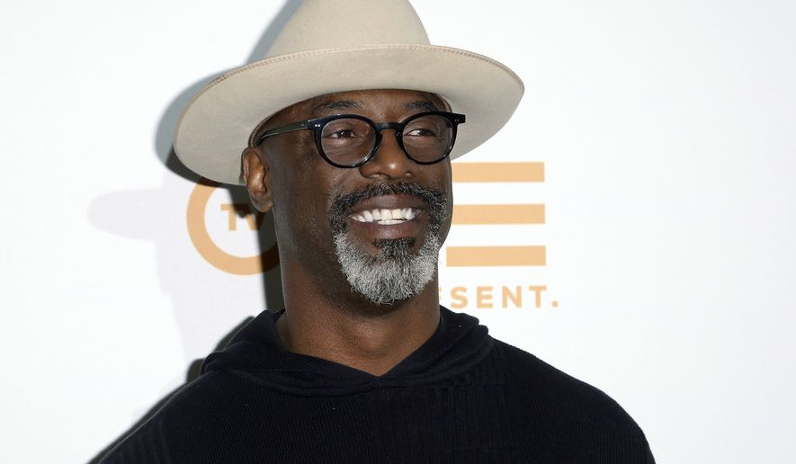 Isaiah Washington American Actor