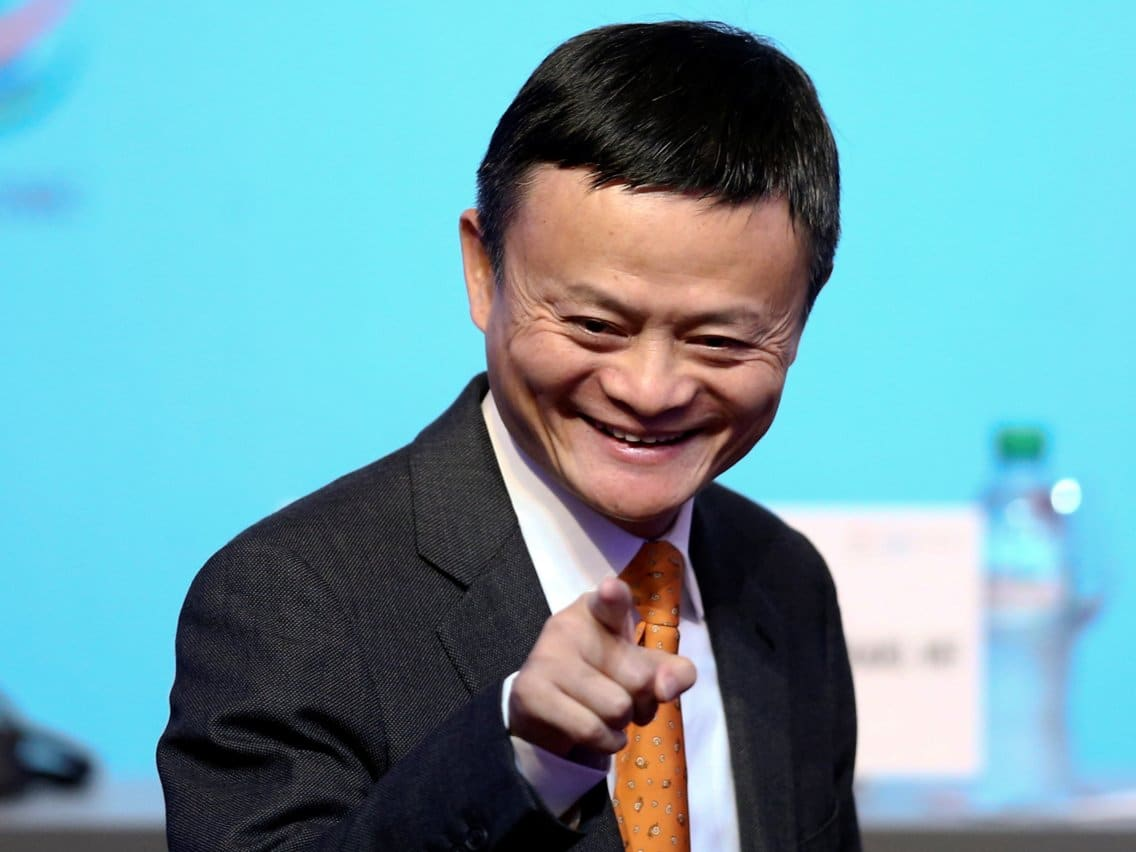 Jack Ma Chinese Business Magnate, Investor, Politician, Philanthropist