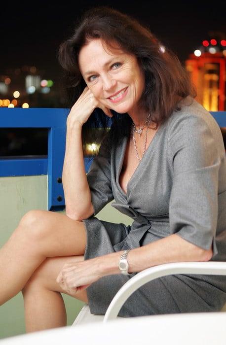 Jacqueline Bisset British Actress