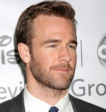 James Van Der Beek Actor