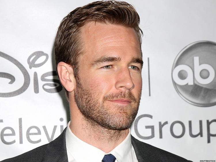 James Van Der Beek American Actor